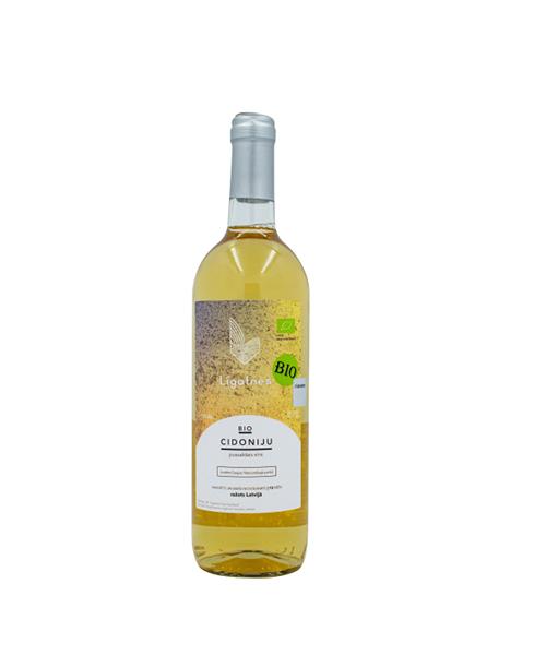 cidoniju vīns
