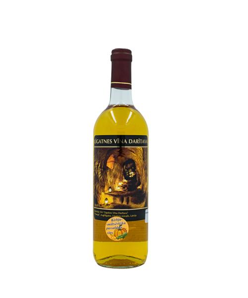 ķirbju smiltsērkšķu vīns