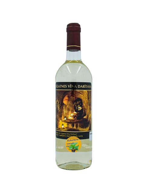 Rabarberu sausais vīns