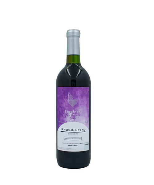 jāņogu upeņu vīns