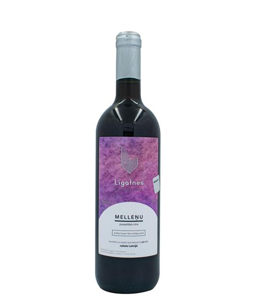 melleņu vīns