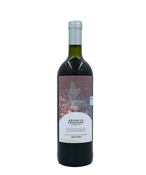 aroniju vīns