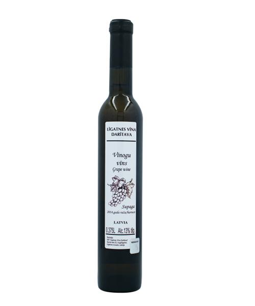 vīnogu vīns supaga