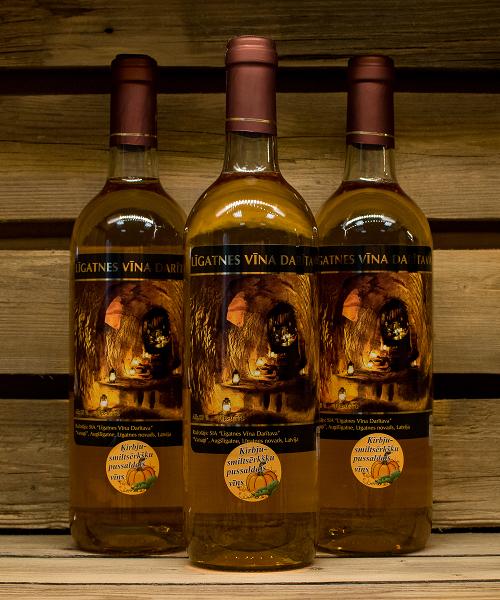 ķirbju-smiltsērkšķu pussaldais vīns 3
