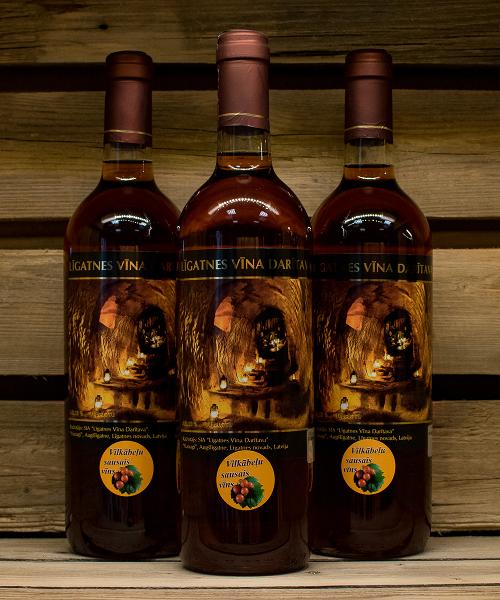 vilkābeļu sausais vīns 3