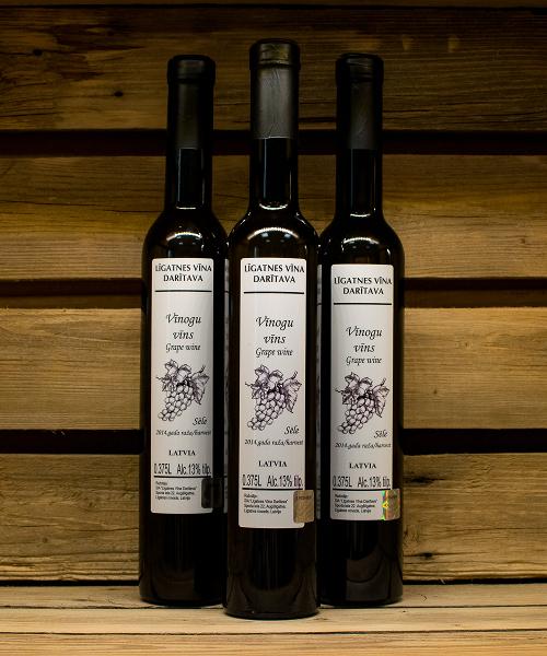 vīnogu vīns sēle 3