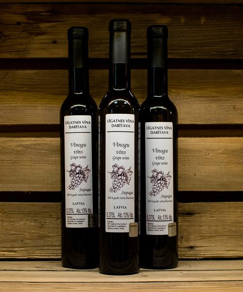 vīnogu vīns supaga 3