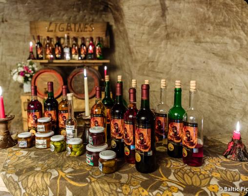 Baltic Pictures līgatnes vīna darītava