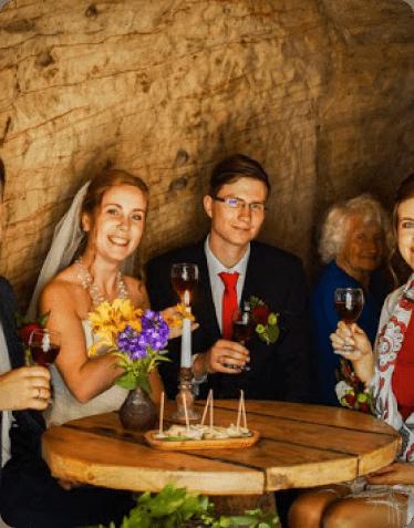 kāzas ligatnes vīna darītava