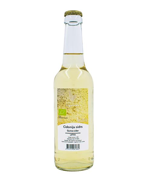 quince organic cider
